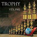 トロフィー VTX3502 ゴルフ(タイプ:J)(松下徽章)
