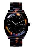 NIXON ニクソン 2011 SS Time Teller Acetate タイムテラー アセテート Tortoise トートイズ 腕時計 NIX-NA327646