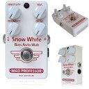 SNOW WH BASS AUTOWAH マッド・プロフェッサー ベース用オート・ワウ Mad Professor Snow White Bass Auto Wah SNOWWHBASSAUTOWAH