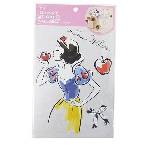 ウォールステッカー ディズニー プリンセス 白雪姫 DWS2の写真