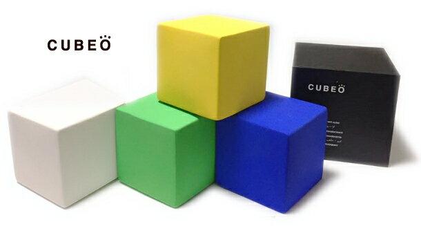 常時消臭活動するキューブ チタセラン:CUBEO:キュベオの写真