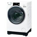 AQUA ドラム式洗濯乾燥機 ホワイト アクア AQW-DX12M(W)