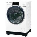 AQUA ドラム式洗濯乾燥機 ホワイト アクア AQW-D12M(W)