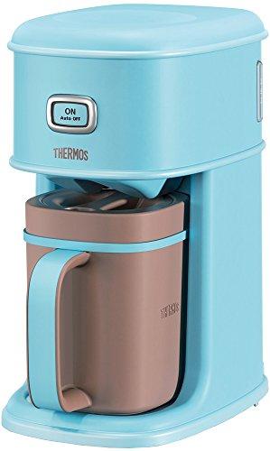サーモス アイスコーヒーメーカー ECI-660 MBL ミントブルー(1台)の写真
