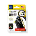 ULTRA Screen Protector System 保護フィルム Apple Watch 42mm 2枚 WPIWC-42