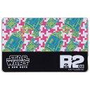 ICカードステッカー スター・ウォーズ サイケ・R2-D2 RT-SWICSB/RD R2-D2 グッズ