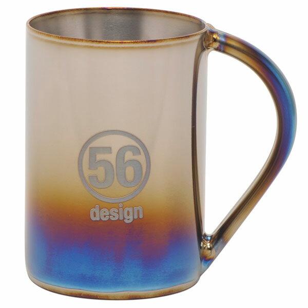 56design(フィフティシックスデザイン) SPIRAコラボ チタンカップ