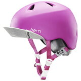 BERN幼児用ヘルメット NINA マットマゼンタ/51.5~54.5cm VJGMMGV VJGMMGV