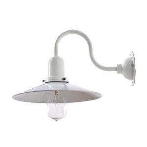 IEPE-DW W  レトロ ブラケットライト ダウン型 ホワイト INDUSTRIAL インダストリアル LED対応の写真