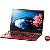 NEC LAVIE Smart NS S クリスタルレッド PC-SN202HSA5-1