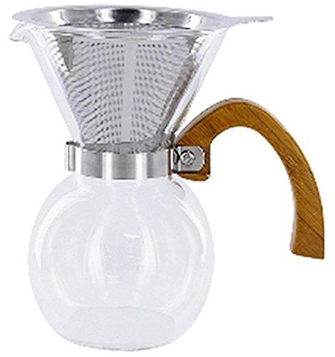 バンブーコーヒーサーバー 400ml(1コ入)の写真