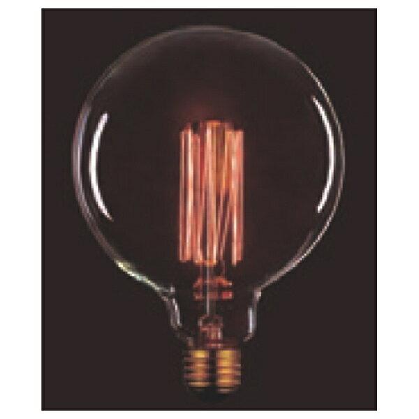 舶用電球 ヴィンテージランプ 口金E26 110V40W G125 F2 E26