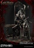 アルティメットプレミアムマスターライン/ Bloodborne ブラッドボーン:時計塔のマリア スタチュー プライム1スタジオ