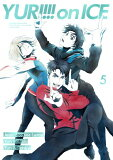ユーリ!!! on ICE 5 BD/Blu-ray Disc/EYXA-11241