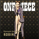 "ONE PIECE CharacterSongAL""Robin""/CD/ エイベックス・ピクチャーズ EYCA-12159"