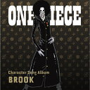 "ONE PIECE CharacterSongAL""Brook""/CD/ エイベックス・ピクチャーズ EYCA-12161"