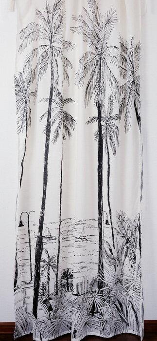 ランドスケープ カーテン 110×180cm カリフォルニアの写真