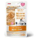 アイシア MiawMiawクリーミーパウチ 焼きチーズ風味 40g画像