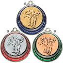 ASACO(アサコ)SMカラーメダル 少年野球 SM7506-B 直径40mm【Medals】