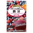 健翔 実感 果実のチカラ 鉄分 葉酸プラス 6gX5包