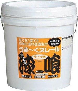日本プラスター うま~くヌレール 18kg オレンジ  (UD)(hl150515)