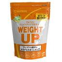 アルプロン ウエイトアッププロテイン 1,200g フルーツミックス味