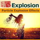 AKVIS Explosion for Mac Home プラグイン v.1.6 shareEDGEプロジェクト 版 アクセスメディアインターナショナル AMI06611