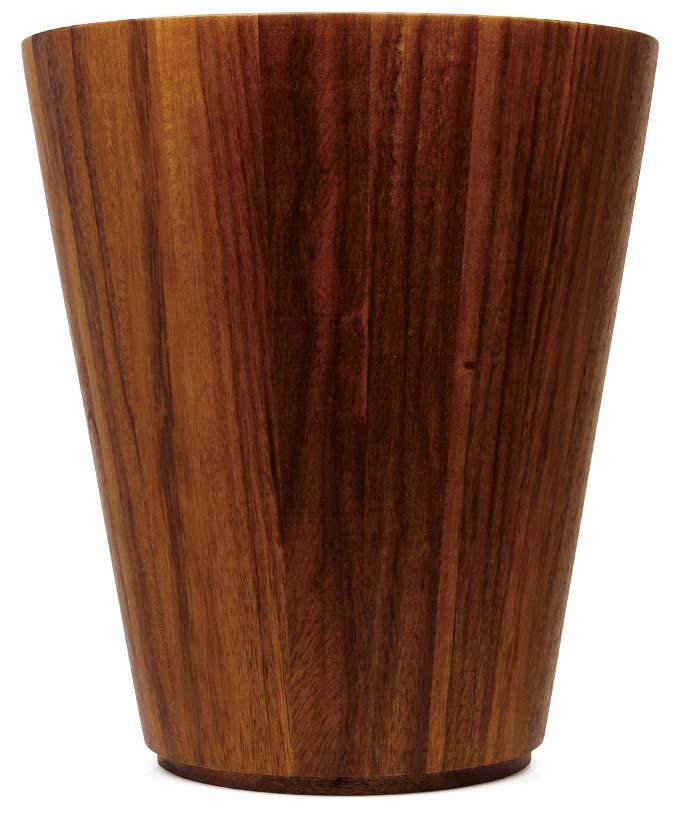 MONIQUE CHARTLAND 『ウッドダストビンL』 MOWOA00102 / ダストボックスの写真