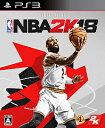 NBA 2K18/PS3//A 全年齢対象 テイクツー・インタラクティブ・ジャパン BLJS20001