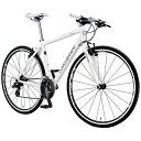 ルイガノ 700×28C型 クロスバイク LGS-TIREUR LGホワイト/370サイズ