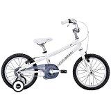 ルイガノ 16型 幼児用自転車 LGS-J16 LGホワイト/シングルシフト 16LG-16-01