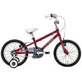 ルイガノ 16型 幼児用自転車 LGS-J16 LGレッド/シングルシフト 16LG-16-02