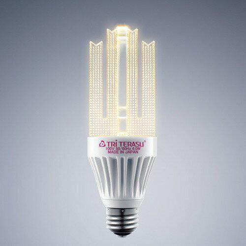 トライテラス スマートシャンデリアロングV高輝度・調光器対応 電球色 ボディ色白 TSC6LAL26DW3の写真