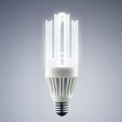 LEDライト スマートシャンデリア 4W シリーズ最高の明るさ 口金E26 LED電球の形がおしゃれなスマートシャンデリアの写真