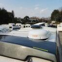 車載用 BS/110°CSアンテナ SELFSAT Drive JPM03R 自動追尾式
