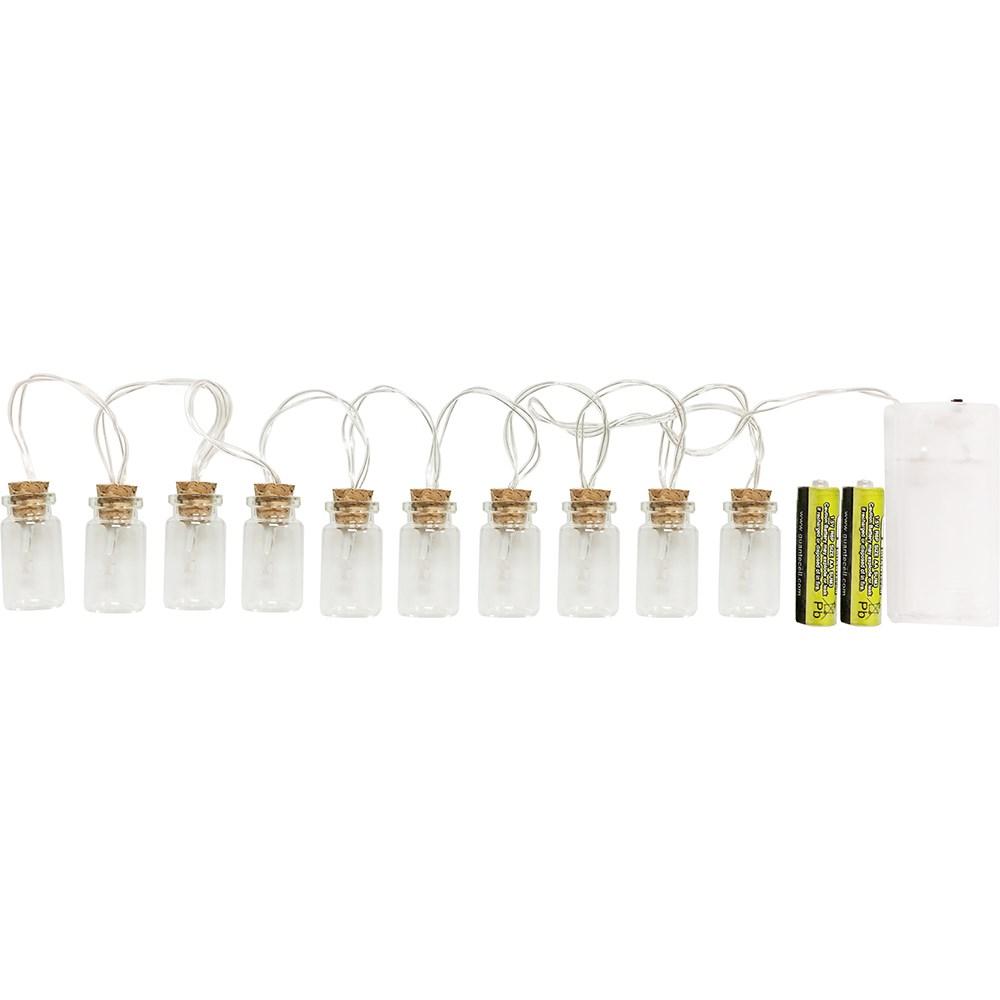LINE BOTTLE LIGHT ラインボトルライト インテリア 飾り イルミネーション クリスマス