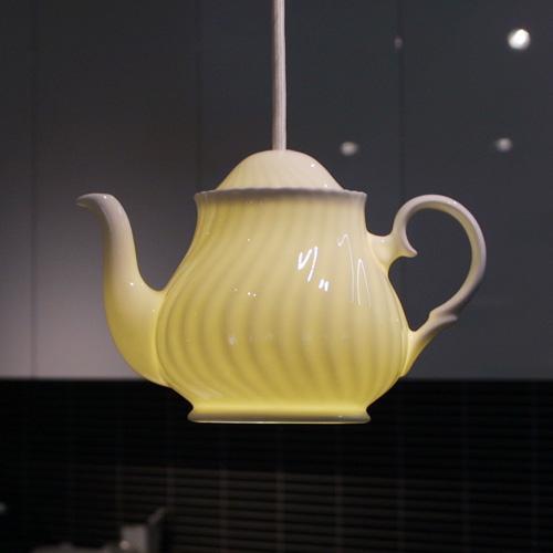 ペンダントライト LED電球 Teapot2の写真