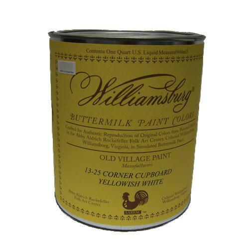 オールドビレッジ バターミルクペイント 13-25 946mlの写真