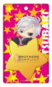BROTHERS CONFLICT アクリルパスケース 椿 コンテンツシード