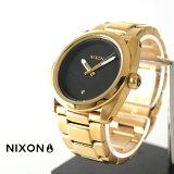 ニクソン NIXON キングピン KINGPIN 腕時計 メンズ ゴールド ブラック NA507513-00