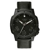 NIXON(ニクソン)腕時計 THE RANGER LEATHER ALL BLACK(レンジャーレザー オールブラック) NXS-NA508001-00 メンズ