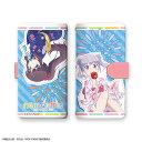 TVアニメ NEW GAME! ブックスタイルスマホケース デザイン02 涼風青葉&滝本ひふみ ライセンスエージェント
