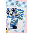 ブライス Flower YUKATA フラワーユカタ 22cmドールサイズ ブルー ジュニームーン