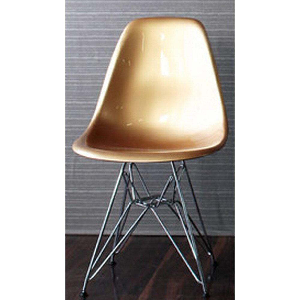 椅子 チェア イス チェアー いす EAMS/イームズ シェルチェア GSC ゴールド