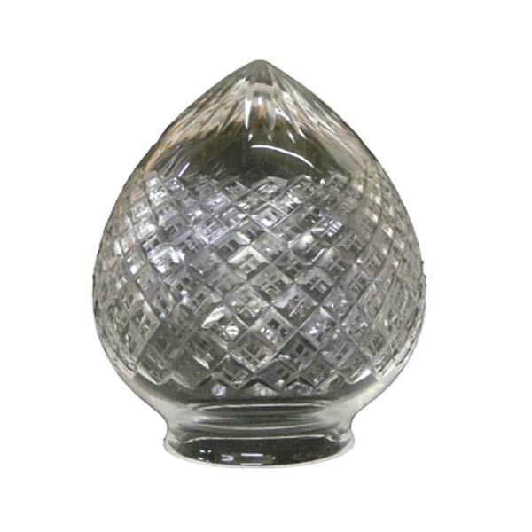 (シェード単品)ガラスシェード(組合せ自由 アンティーク)サンヨウ FC-336の写真