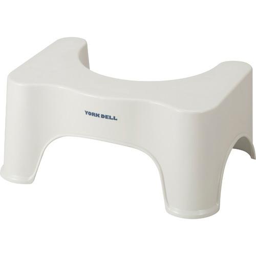 トイレ用サポート足置き台 ヨークデル(1コ入)の写真