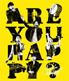 ARASHI LIVE TOUR 2016-2017 Are You Happy?/Blu-ray Disc/JAXA-5046