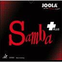 ヨーラ JOOLA サンバ プラス SAMBA+ 黒 1.8mm 70045