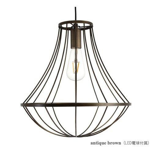 LED電球 付属LED ジェンマ ペンダントランプ -LED Gemma pendant lamp-デザイン照明のDI CLASSE