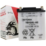 GS YUASA ジーエス・ユアサ バイク用バッテリー YB12AL-A2